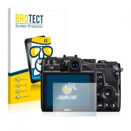 AirGlass Premium Glass Screen Protector Nikon Coolpix S7000