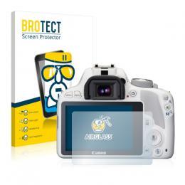 AirGlass Premium Glass Screen Protector Canon EOS 100D