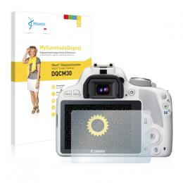 Vikuiti MySunshadeDisplay Screen Protector Canon EOS 100D