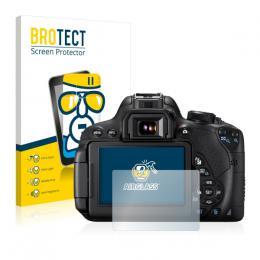 AirGlass Premium Glass Screen Protector Canon EOS 700D