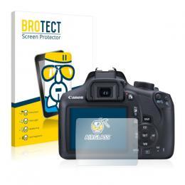 AirGlass Premium Glass Screen Protector Canon EOS 1300D