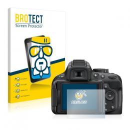 AirGlass Premium Glass Screen Protector Nikon D5200