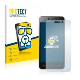 AirGlass Premium Glass Screen Protector Doogee Valencia DG800