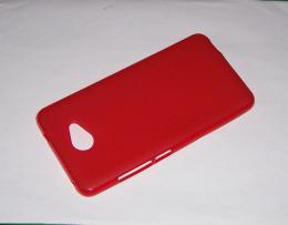 Pouzdro GEL Vodafone Smart Turbo 7 �erven�