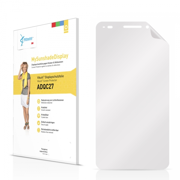 Vikuiti MySunshadeDisplay Screen Protector Huawei Ascend G620s