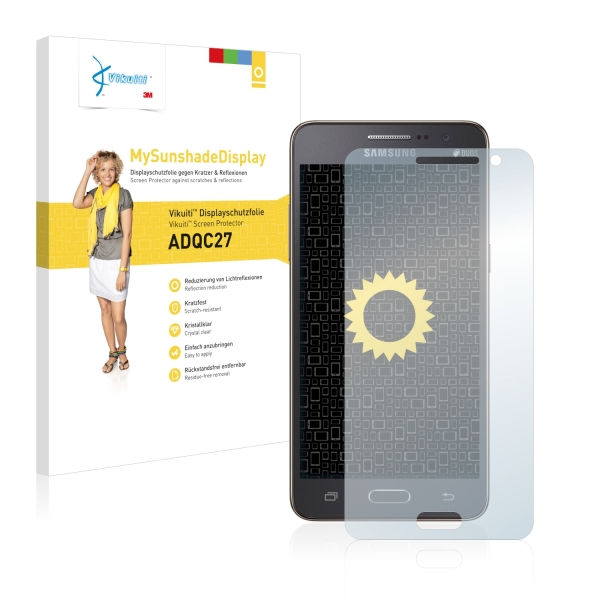 Vikuiti MySunshadeDisplay Screen Protector Samsung Galaxy Grand Prime SM-G530FZ