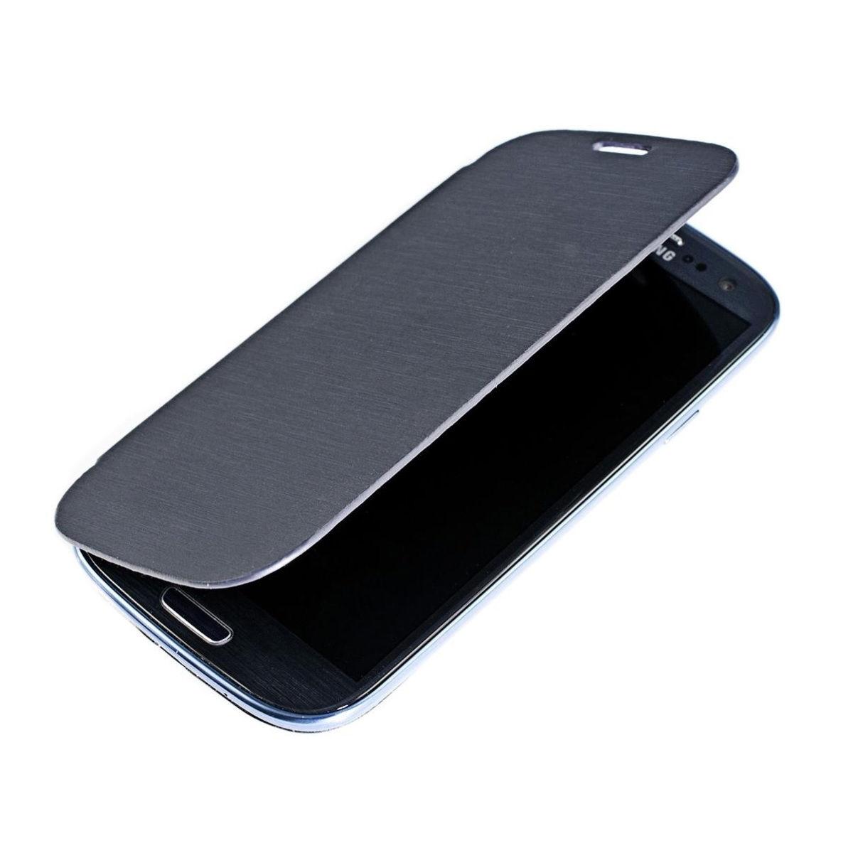 Pouzdro pro Samsung Galaxy S3 i9300 /S3 Neo I9301 černé