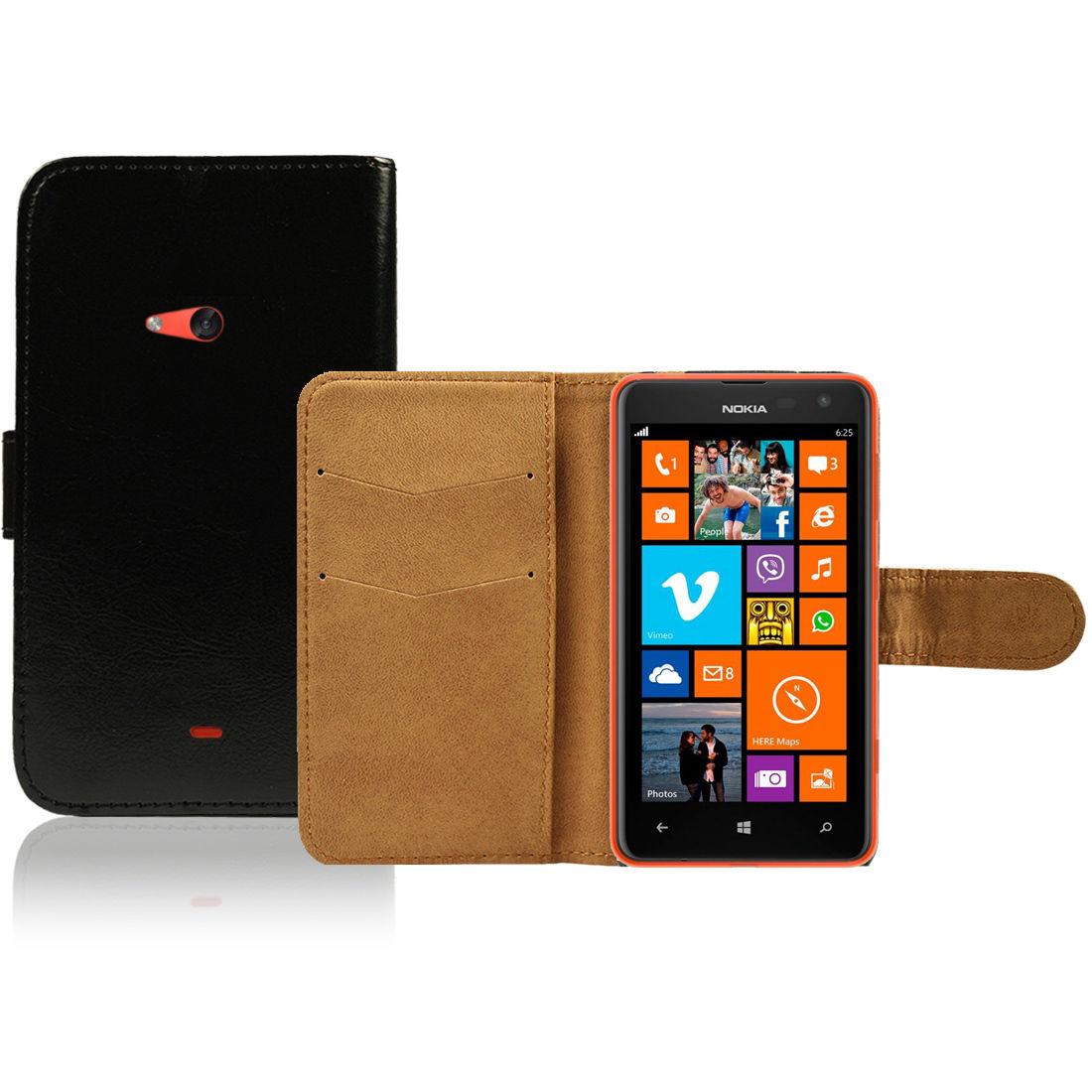Pouzdro pro Nokia Lumia 625 černé