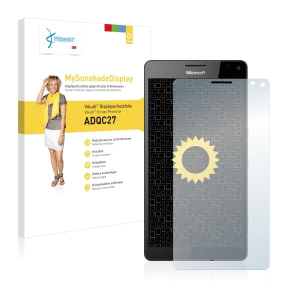 Vikuiti MySunshadeDisplay Screen Protector Microsoft Lumia 950 XL