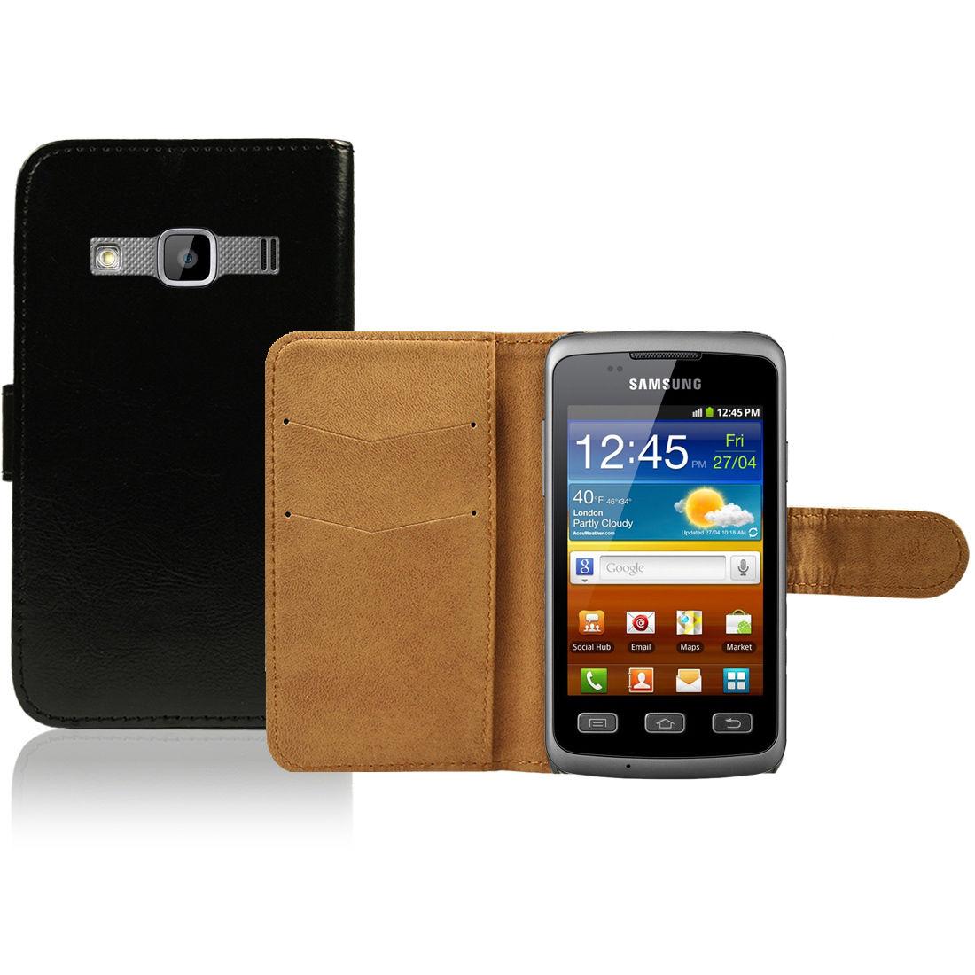 Pouzdro pro Samsung Galaxy Xcover 3 černé