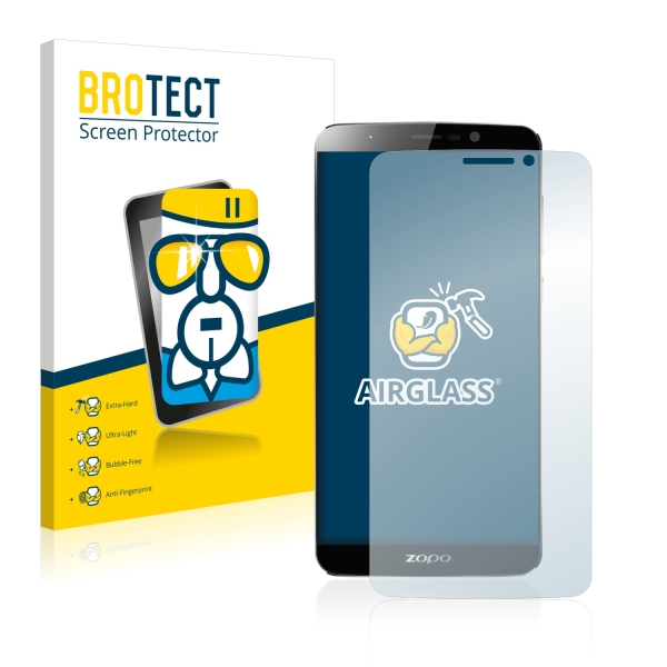 AirGlass Premium Glass Screen Protector Zopo Speed 7 Plus