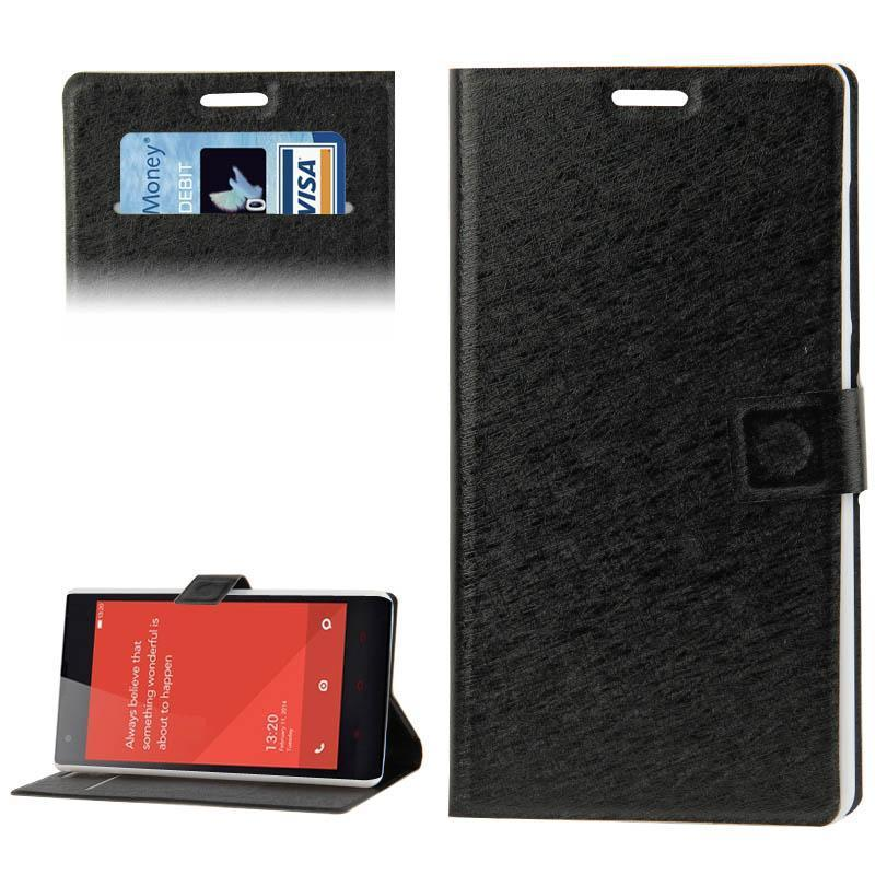 Pouzdro pro Xiaomi Redmi Note černé