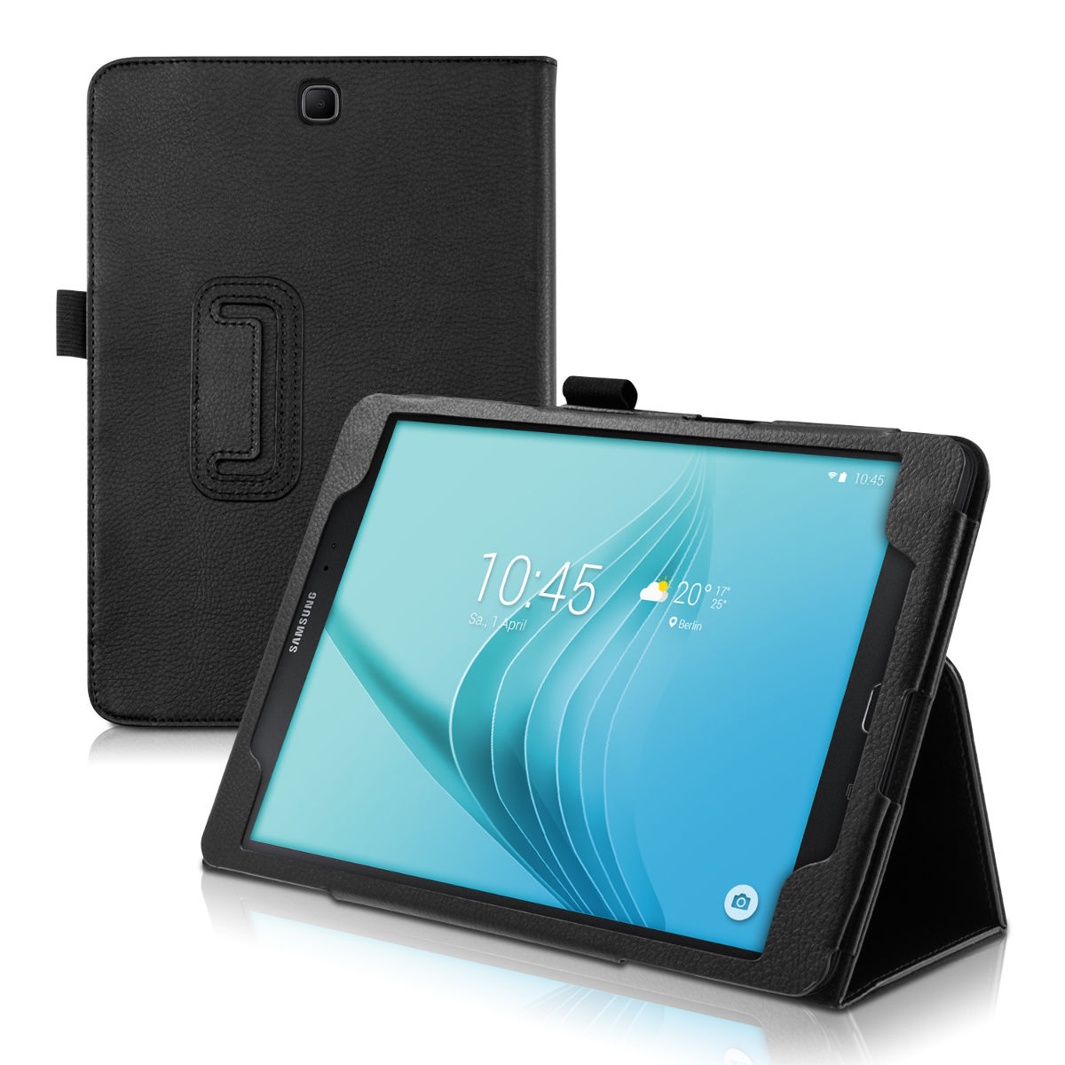 Pouzdro pro Samsung Galaxy Tab A 9.7 černé
