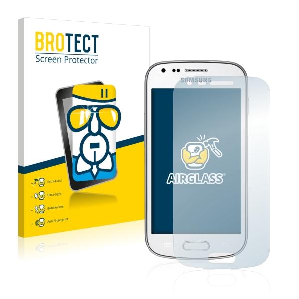 AirGlass Premium Glass Screen Protector Samsung Galaxy Trend Plus S7580