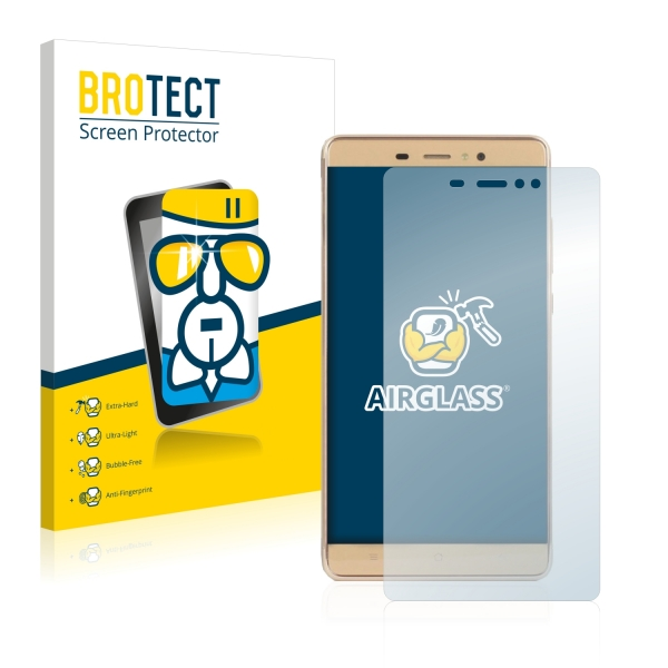 AirGlass Premium Glass Screen Protector Elephone M1
