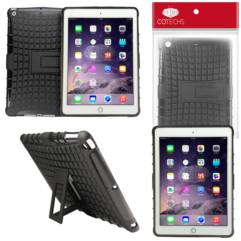 Odolné pouzdro pro Apple iPad Air 2 černé