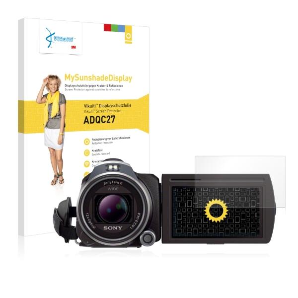 Vikuiti MySunshadeDisplay Screen Protector Sony HDR-PJ810E