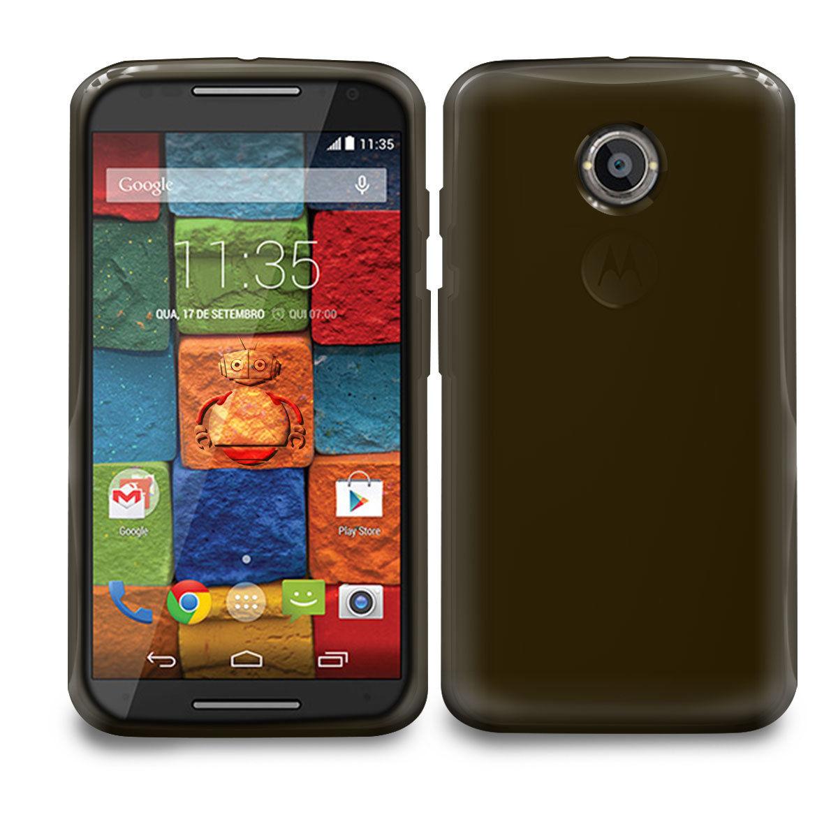 Pouzdro GEL pro Motorola Moto X černé