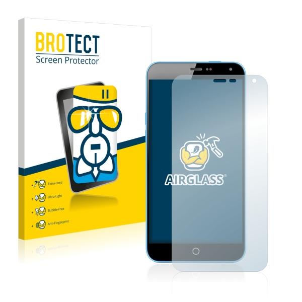AirGlass Premium Glass Screen Protector Meizu m1 note