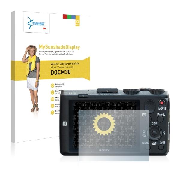 Vikuiti MySunshadeDisplay Screen Protector Sony Cyber-shot DSC-HX60