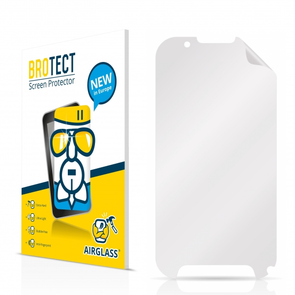 AirGlass Premium Glass Screen Protector Evolveo StrongPhone D2