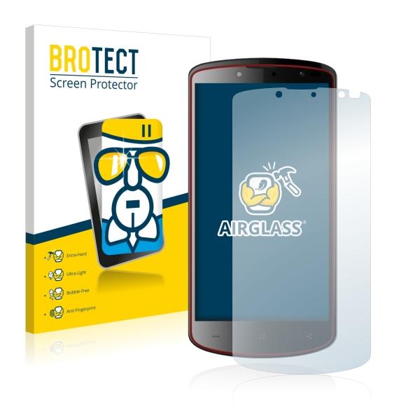 AirGlass Premium Glass Screen Protector Prestigio MultiPhone 7500