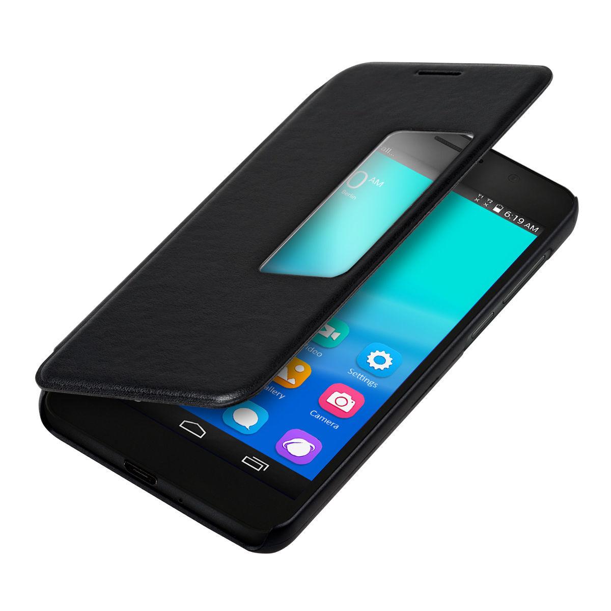 Pouzdro pro Huawei Honor 6 černé