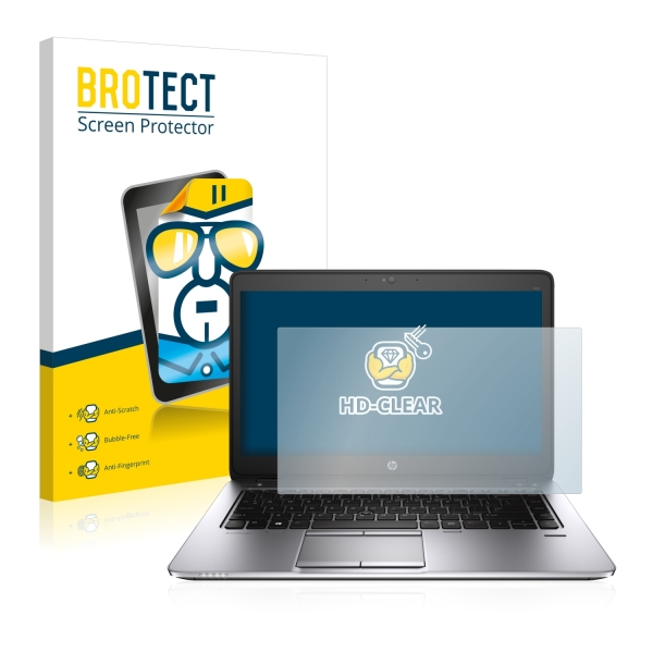 BROTECTHD-Clear Screen Protector HP EliteBook 745 G2