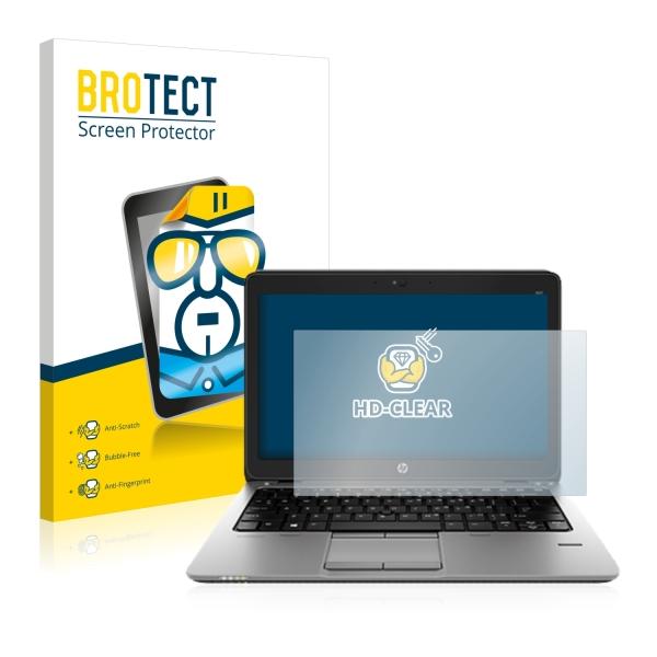 2x BROTECTHD-Clear Screen Protector HP EliteBook 820