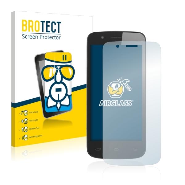 AirGlass Premium Glass Screen Protector Prestigio MultiPhone 5504