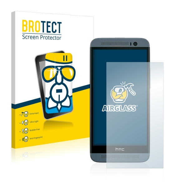 AirGlass Premium Glass Screen Protector HTC One E8
