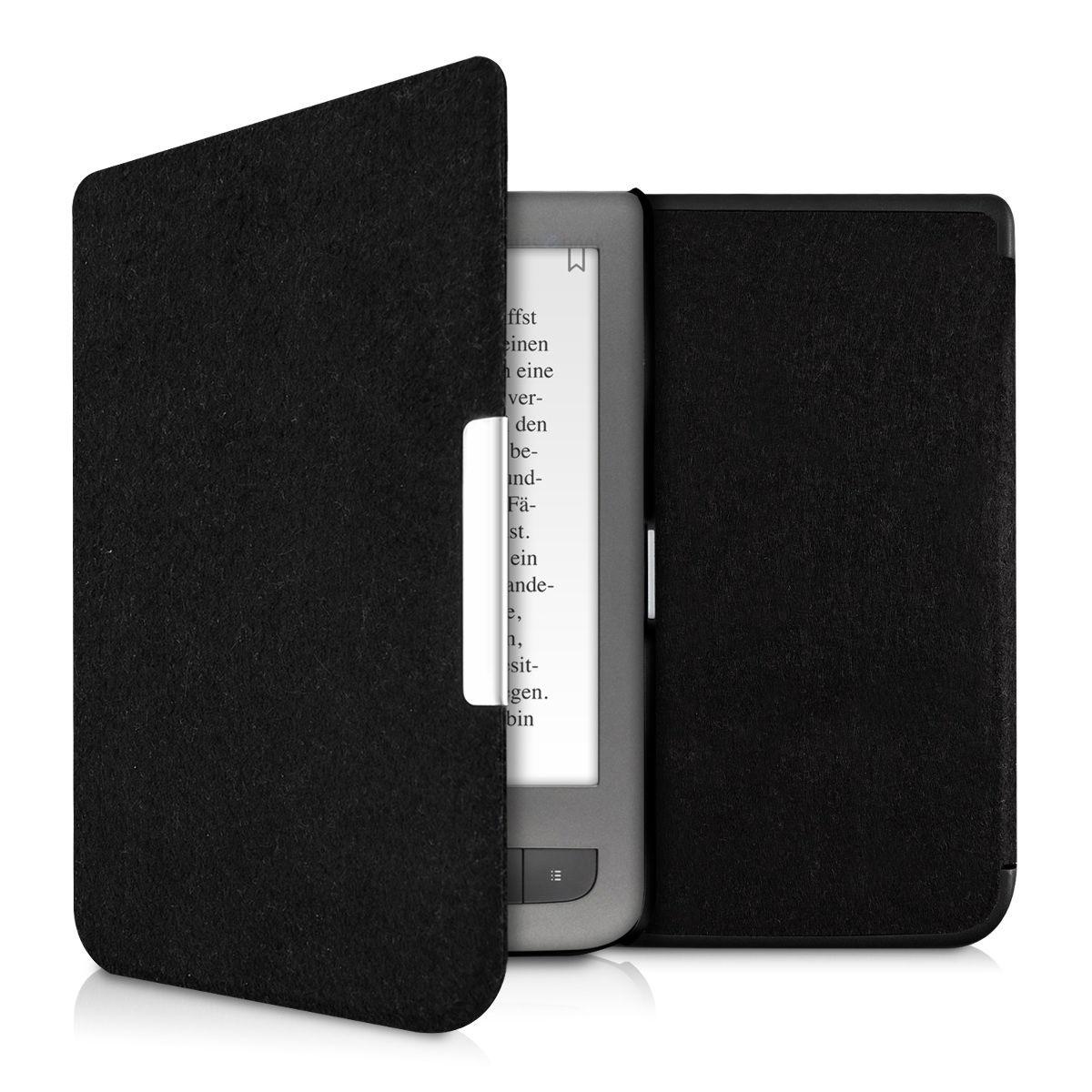 Pouzdro pro PocketBook Touch Lux 3 / 2 černé