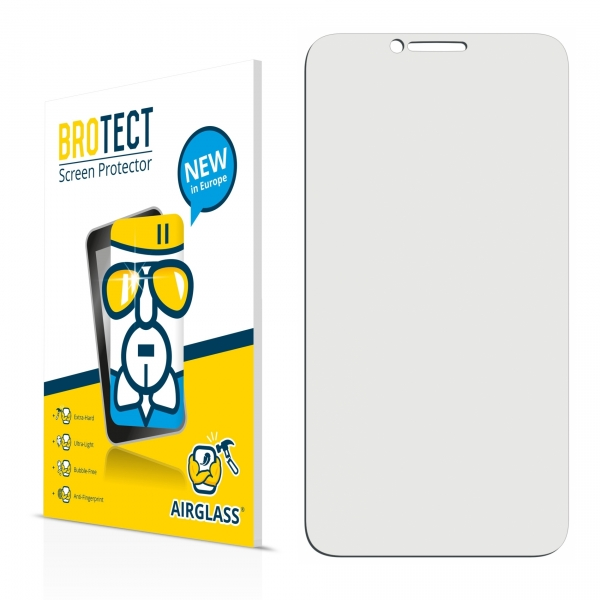 AirGlass Premium Glass Screen Protector Alcatel One Touch Idol 2