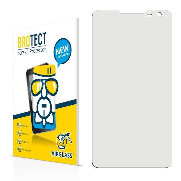 AirGlass Premium Glass Screen Protector Prestigio MultiPhone 5044 DUO