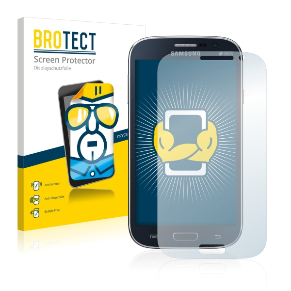 2x BROTECTHD-Clear Screen Protector Samsung Galaxy Grand Neo Plus