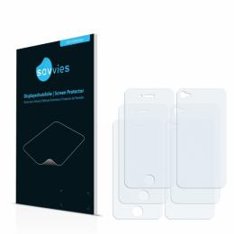 6x SU75 UltraClear Screen Protector Apple iPhone 4 pøední + zadní èást