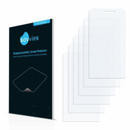 6x SU75 UltraClear Screen Protector Asus ZenFone 4 A450CG