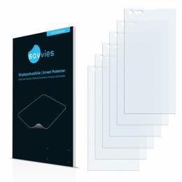 6x SU75 UltraClear Screen Protector THL T100S iron man