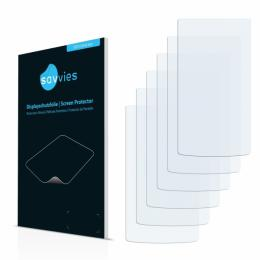 6x SU75 UltraClear Screen Protector iNew V8 Plus