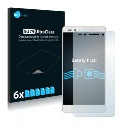 6x SU75 UltraClear Screen Protector Honor 7