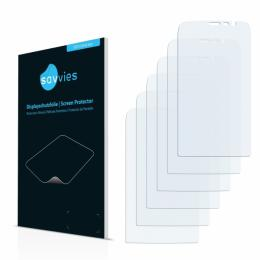6x SU75 UltraClear Screen Protector Doro Liberto 825