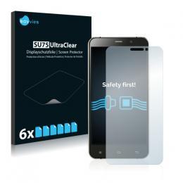 6x SU75 UltraClear Screen Protector Umi Hammer S