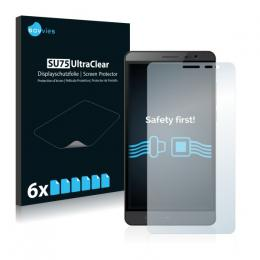 6x SU75 UltraClear Screen Protector iNew L4