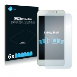 6x SU75 UltraClear Screen Protector Lenovo A3600