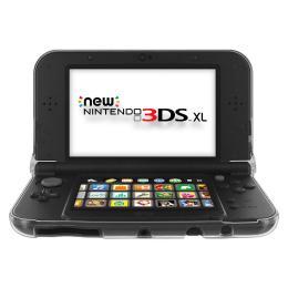 Pouzdro pro Nintendo New 3DS XL prùhledné