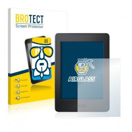 AirGlass Premium Glass Screen Protector Amazon Kindle Paperwhite (2015)
