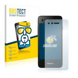 AirGlass Premium Glass Screen Protector InFocus M2