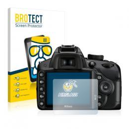 AirGlass Premium Glass Screen Protector Nikon D3200