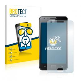 AirGlass Premium Glass Screen Protector Samsung Galaxy S2 I9100