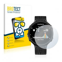 AirGlass Premium Glass Screen Protector Garmin Forerunner 235